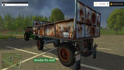 Potkocsi HW6011 mods
