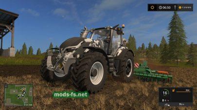 Скрипт на динамическую землю и лужи в Farming Simulator 2017