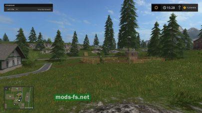 Forgotten Plants-Landscape mods FS 2017