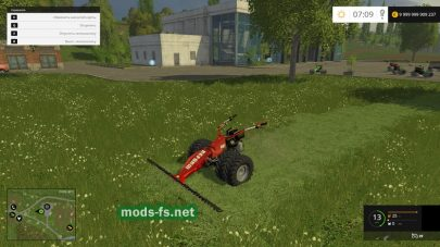 Мотоблок с косой для Farming Simulator 2015