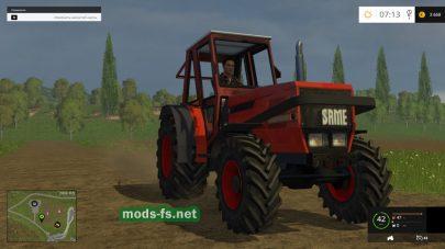 Трактор SAME SADOWNICZY для FS 2015