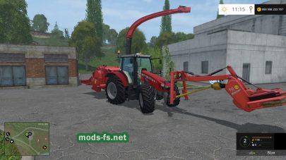 Мод «Jenz» для Farming Simulator 2015