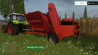 SIP TORNADO 80 mods