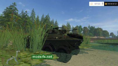 SPPZ LUCHS для Farming Simulator 2015