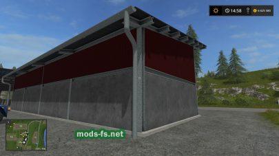 Мод «Storage / Shelter»