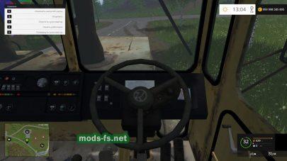 Трактор Кировец К-701 для FS 2015