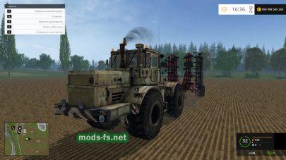 kirovec k-701 mods