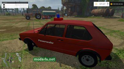 Volkswagen Golf I GTI mods