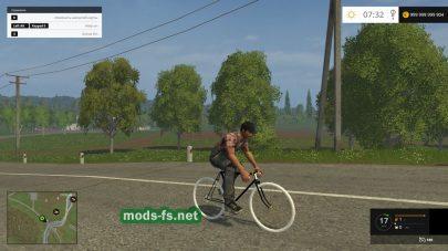 Классический велосипед для FS 2015