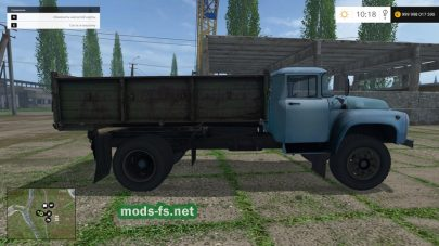 ЗИЛ-130 для Farming Simulator 2015