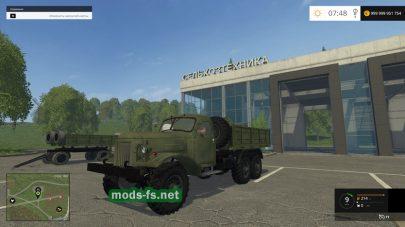 Мод грузовика ЗИЛ-157 для FS 2015