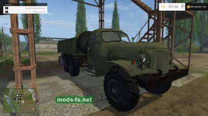 zil-157 mods
