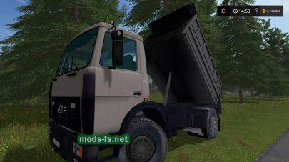 MAZ 5551 для Farming Simulator 2017
