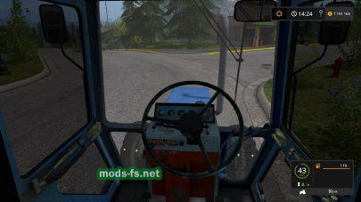 MTZ 82.1 mods FS 2017