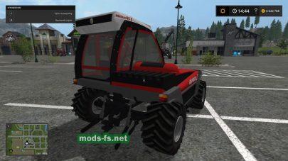 Трактор для склонов Reform Metrac G5X