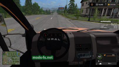 «Урал Некст» для Farming Simulator 2017