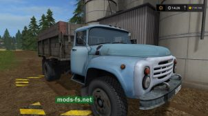 Мод грузовика ЗИЛ-130