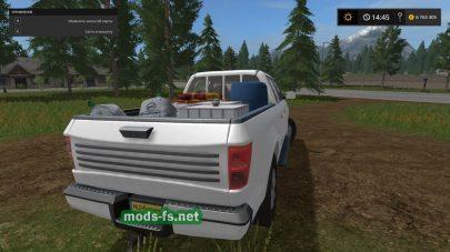 Машина для заправки сеялок в игре Farming Simulator 2017