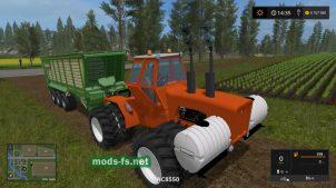 Скриншот мода Allis Chalmers 8550 Fs2k для Farming Simulator 2017