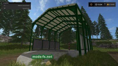 Автомойка для Farming Simulator 2017