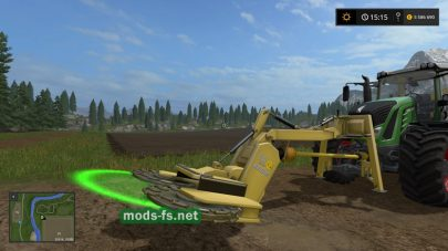 Мод BEAVER для Farming Simulator 2017