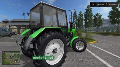 belarus-1025 для Farming Simulator 2017