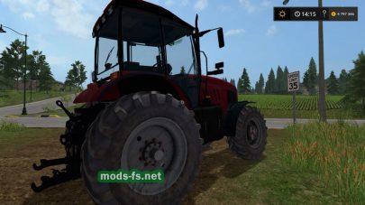 Скриншот мода Беларус-2022.3