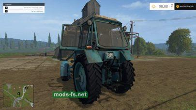 mtz-80 mods FS 2015