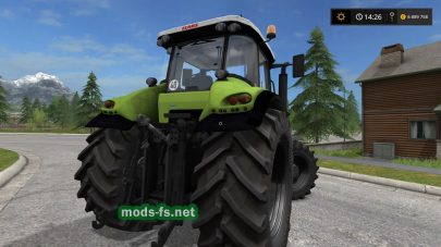 CLAAS ARION 620 Cebis для FS 2017