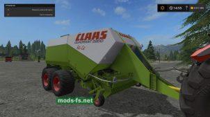 Приесс-подборщик Claas Quadrant 2200