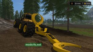 Clambunk Skidder mods