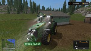 John Deere 8030 mods FS 2017
