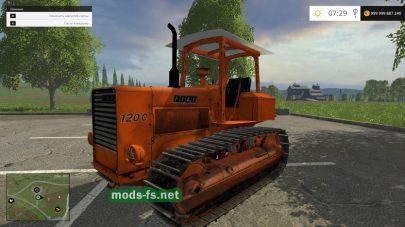 FIAT 120C