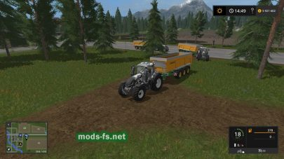 Мод Follow Me для Farming Simulator 2017