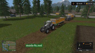 Скрипт «следуй за мной» для Farming Simulator 2017
