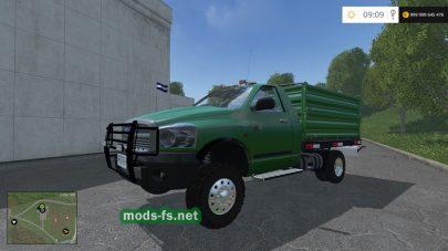 Ford F450 Dump для Farming Simulator 2015