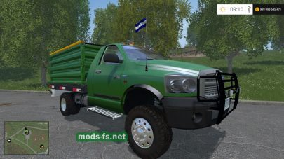Мод грузовика Ford F450 Dump