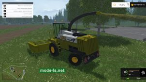 Fortschrit MDW E282 mods