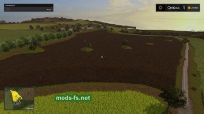 Мод карты Восточной Европы для Farming Simulator 2017