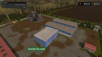 MIRAPOLLE Map для Farming Simulator 2017