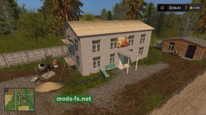 Бухалово 2 для Farming Simulator 2017