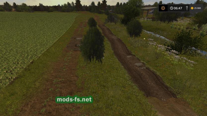 скачать моды на фермер симулятор 17 карты с грязью