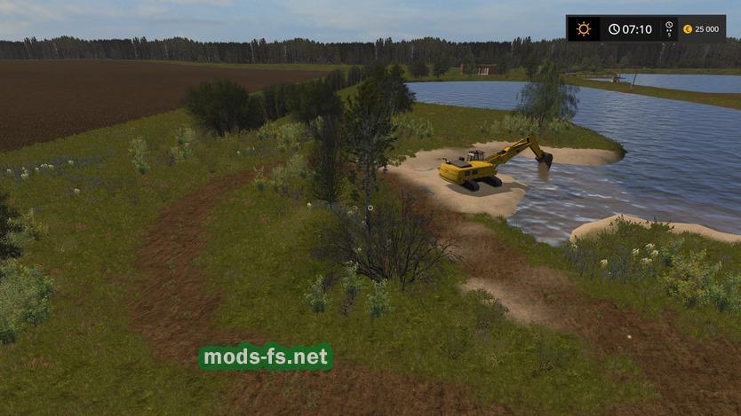 Скачать мод на игру farming simulator 2017 на карты