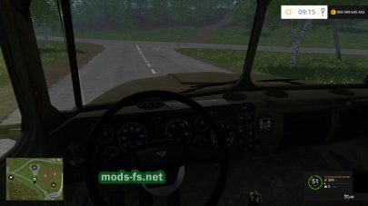 Урал-4320 v1.1 для Farming Simulator 2015