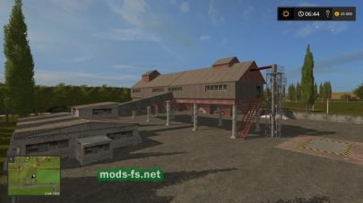 Скриншот карты Колхоз Рассвет 2