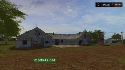 Ферма на карте Колхоз Рассвет 2