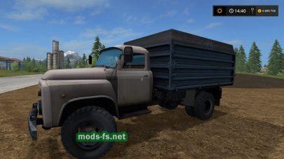 Русский грузовик ГАЗ-53 для FS 2017