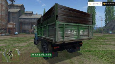 gaz-53 mods FS 2015