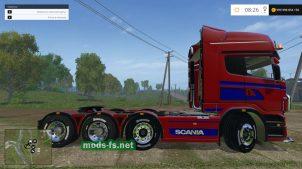 SCANIA R 560 для FS 2015
