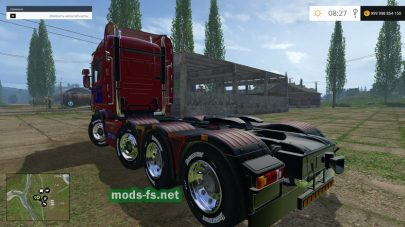 SCANIA R 560 mods FS 2015